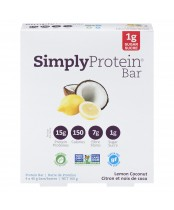 Simply Protein Bars Lemon Coconut