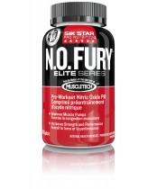 Six Star Elite Series N.O. Fury Caplets