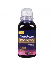 Sleep Eze Liquid Nighttime Sleep Aid