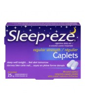 Sleep Eze Regular Strength Caplets