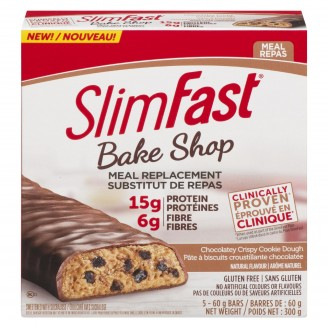 Slim Fast Bake Shop Chocolatey Crispy Cookie Dough Meal Replacement