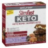SlimFast Keto Bomb Caramel Nut Clusters