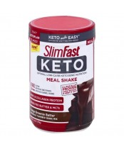SlimFast Keto Fudge Brownie Batter Meal Shake