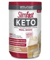 SlimFast Keto Vanilla Cake Batter Meal Shake