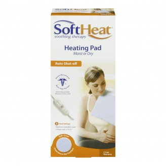 SoftHeat Soothing Therapy Heating Pad