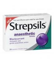 Stepsils Lozenges Extra Strength Black Cherry