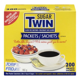 Sugar Twin Original Packets