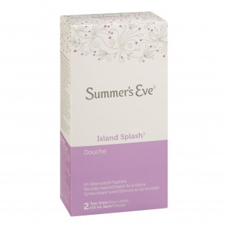 Summer's Eve Island Splash Douche