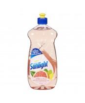 Sunlight Ultra Pink Grapefruit Hand Dishwashing Liquid