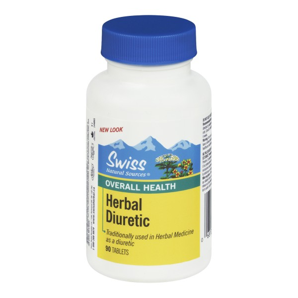 Natural Diuretics Herbal Remedies