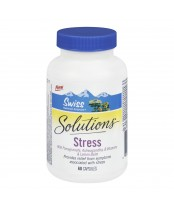 Swiss Natural Sources Solutions Stress Capsules