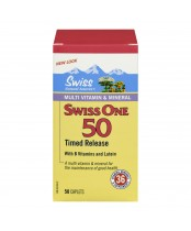Swiss Natural Sources Swiss One 50 Multivitamin