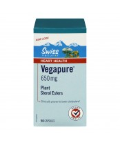 Swiss Natural Sources Vegapure Plant Sterol Esters