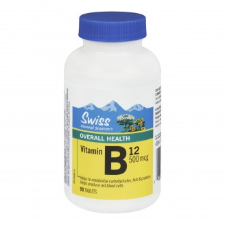 Swiss Natural Sources Vitamin B12