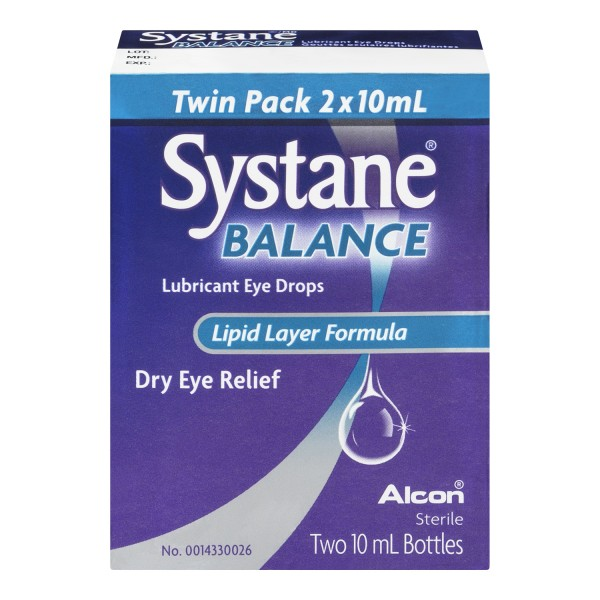 Treadmill Dry Lube: Buy Systane Balance Lubricant Eye Drops In Canada