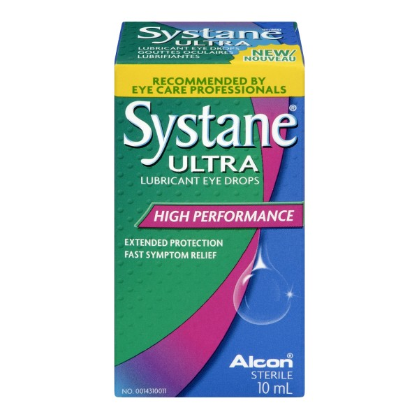 systane ultra high performance lubricant eye drops vials