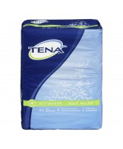 Tena Anywhere Ultra Thin Regular Pads