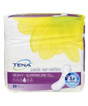 Tena Heavy Overnight Pads