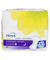 Tena Overnight Pads