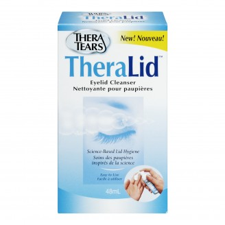 TheraLid Eyelid Cleanser