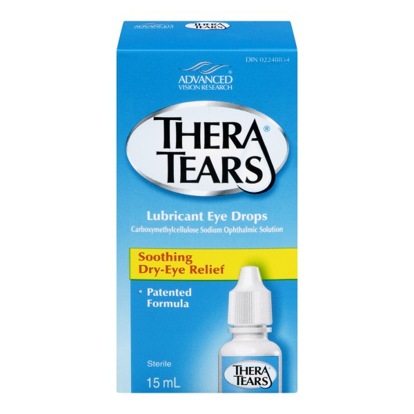 Treadmill Dry Lube: Buy TheraTears Lubricant Eye Drops In Canada