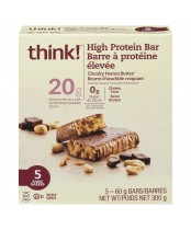 think! High Protein Bar Chunky Peanut Butter