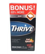 Thrive Nicotine Gum Bonus Pack