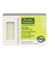 Thursday Plantation Tea Tree Organic Bar Soap
