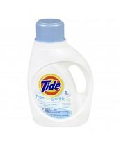 Tide Liquid Scent Free