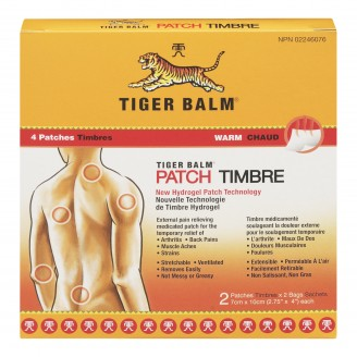 Tiger Balm Warm Patch