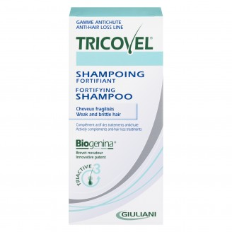 Tricovel Fortifying Shampoo with Biogenina