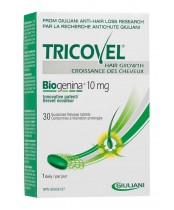 Tricovel Hair Growth Tablets with Biogenina