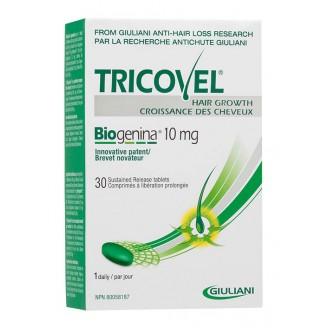 Tricovel Hair Growth Tablets with Biogenina