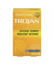 Trojan Intense Ribbed
