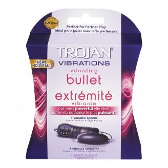 Trojan Vibrations Vibrating Bullet