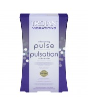 Trojan Vibrations Vibrating Pulse Intimate Massager