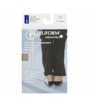 Truform Airway Plus Ladies' Graduated Compression Below Knee Stockings