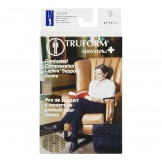 Truform Airway Plus Ladies' Graduated Compression Support Socks
