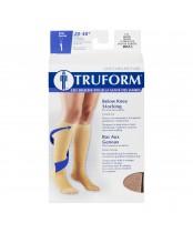 Truform Ladies Below Knee Stock Beige Medium