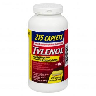 Tylenol Arthritis Pain Relief (215 Caplets)