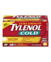 Tylenol Extra Strength Cold Daytime