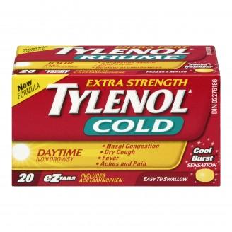 Tylenol Extra Strength Cold Daytime