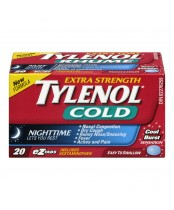 Tylenol Extra Strength Cold Nighttime