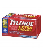 Tylenol Extra Strength , Fast Relief of Headache, Pain & Fever 30% Bonus