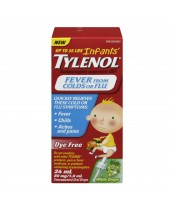 Tylenol Infants' Fever From Colds or Flu