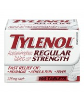 Tylenol Regular Strength