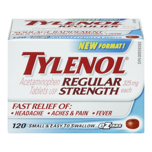 buy tylenol in canada