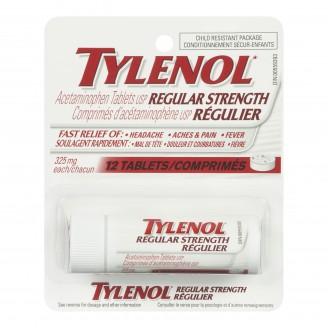 Tylenol Regular Strength Tablets