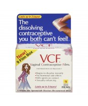 VCF Vaginal Contraceptive Film