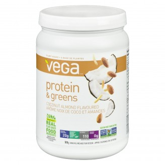 Vega Coconut Almond Flavored Protein & Greens